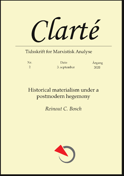 Historical materialism under a postmodern hegemony