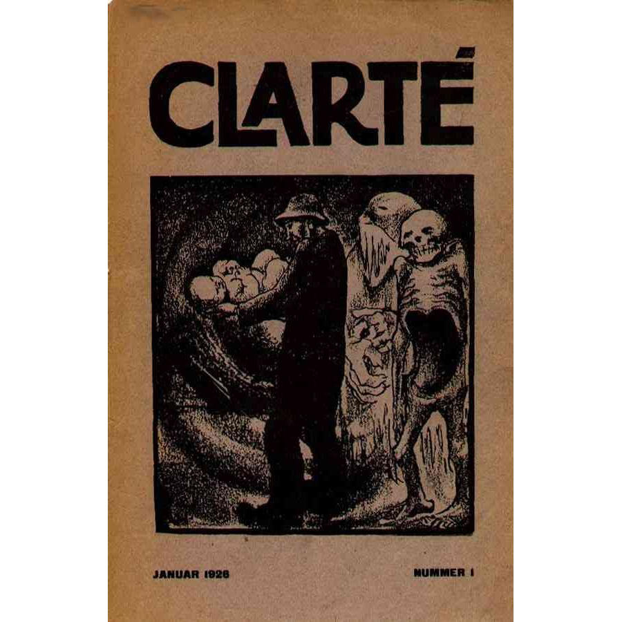 Clarté nr. 1, Januar 1926