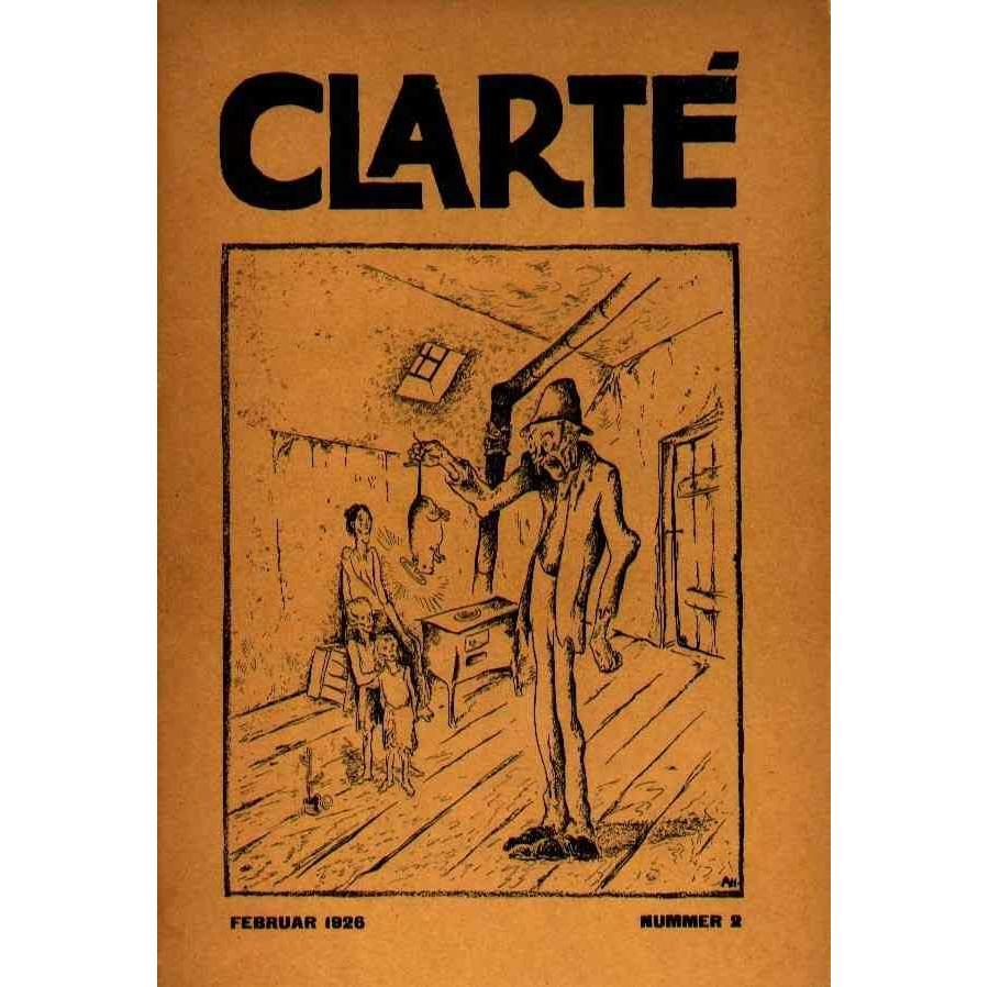 Clarté nr. 2, Februar 1926