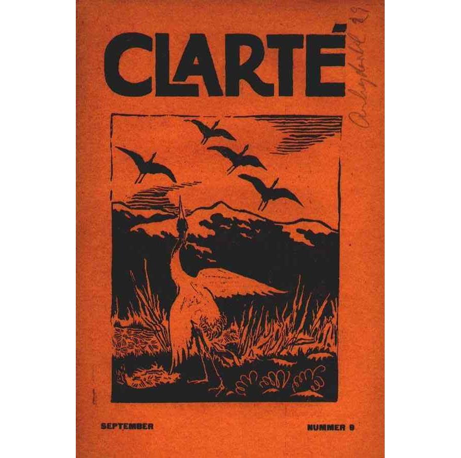 Clarté nr. 9, September 1926