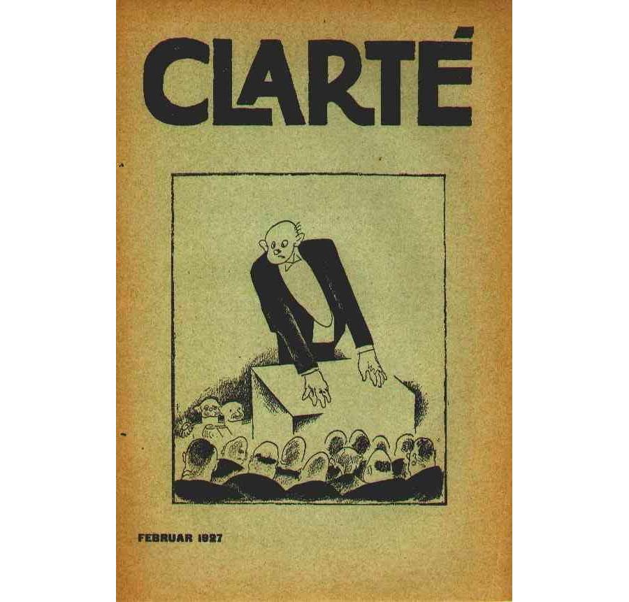 Clarté nr. 2, Feburar 1927